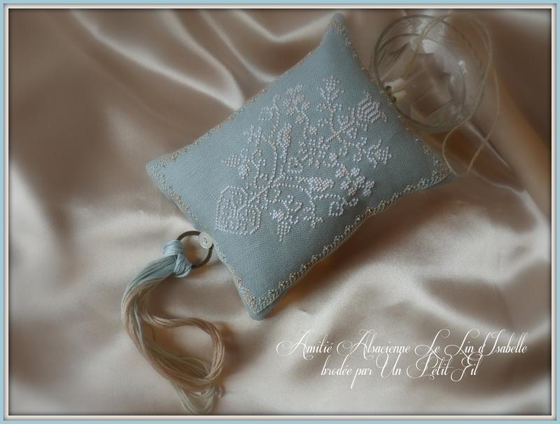 Alitie alsacienne le lin d isabelle fils un petit fil agathe et brumes beiges 2