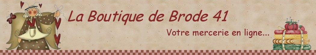La Boutique de Brode41