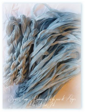 Fil de soie d alger teinte orage un petit fil 2