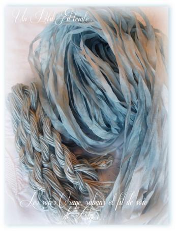 Fil de soie d alger teinte orage un petit fil 3