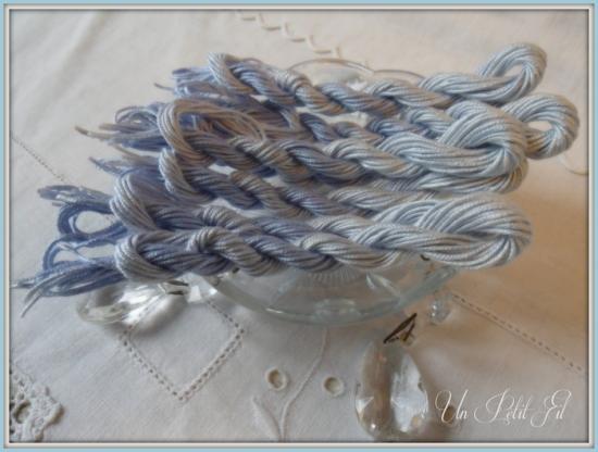Fil de soie olympe 2