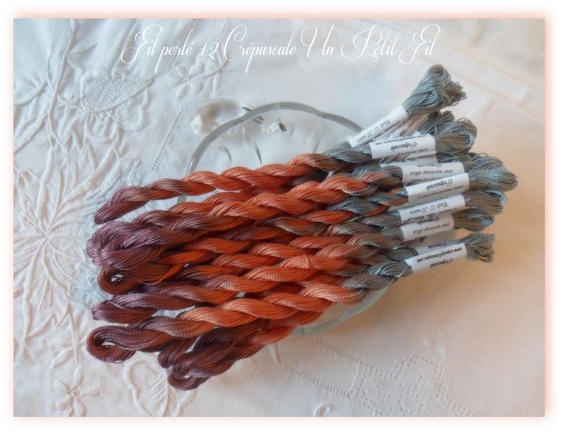 Fil perle 12 crepuscule un petit fil