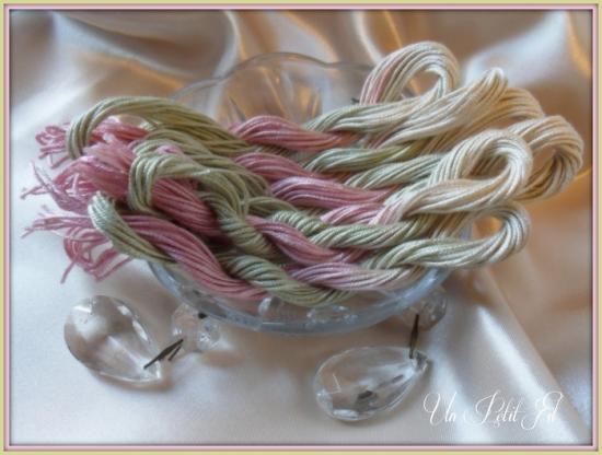 Fil de soie rosane 3