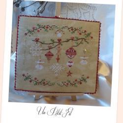Kit de Noël Ornements version 16 fils