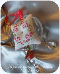 Kit pendouille a ciseaux fushia printemps 3
