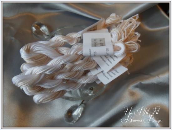 Les brumes beiges par un petit fil