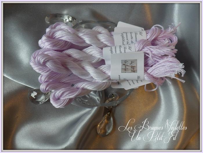 Les brumes violettes 1