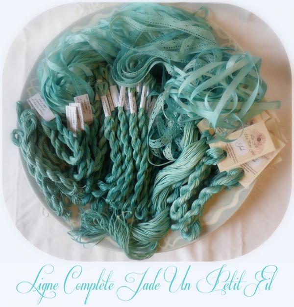 Ligne complete jade un petit fil 1