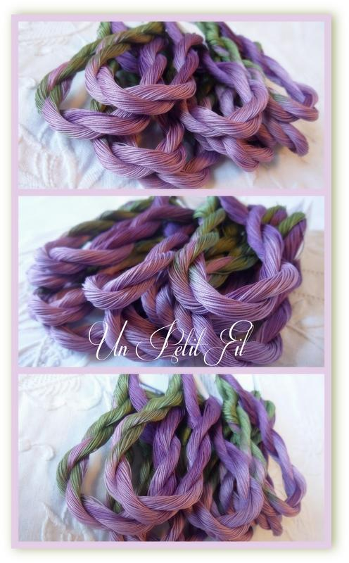 Menthe violette