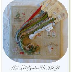 Pack de fils Noël Scandinave