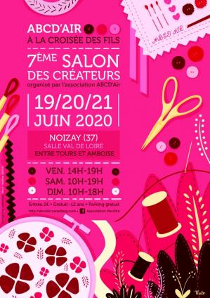Abcd air 7eme salon des createurs juin 2020