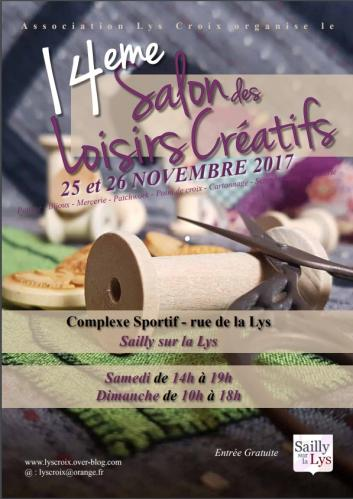 Affiche sailly 2017