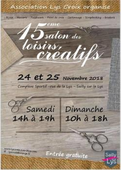 Affiche sailly 2018