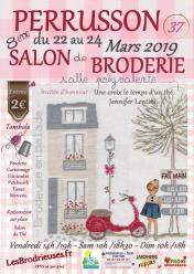 Affiche salon perrusson 2019