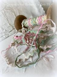 Croquet teinte rosane un petit fil 1