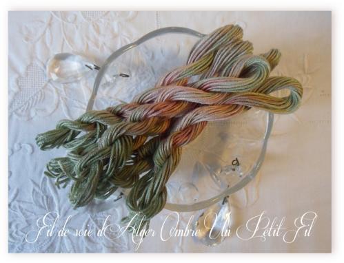 Fil de soie d alger ombre un petit fil