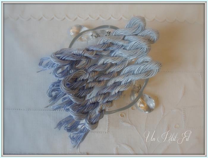 Fil de soie olympe 1