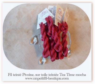 Fil Pivoine - Edition Limitée