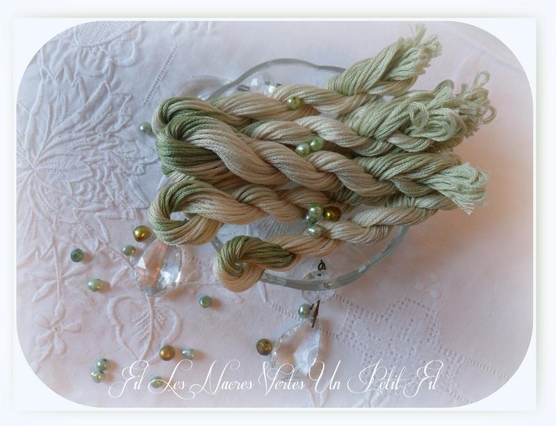 Fil un petit fil les nacres vertes 1