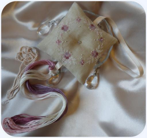 Image pour kit pendouille felicite nacres roses