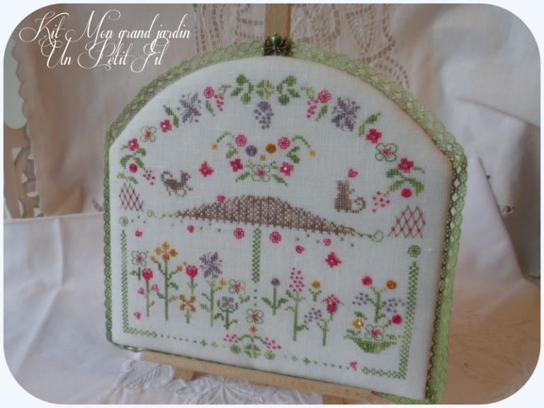 Kit Mon Grand Jardin Fleuri