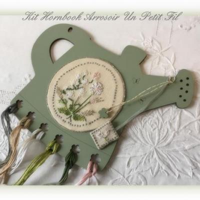 Kit Hornbook de Printemps (sur toile 14 fils/cm)