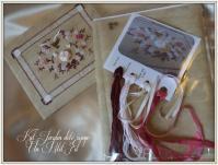 Kits jardin d ete soie et coton rouge