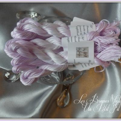 Les Brumes Violettes