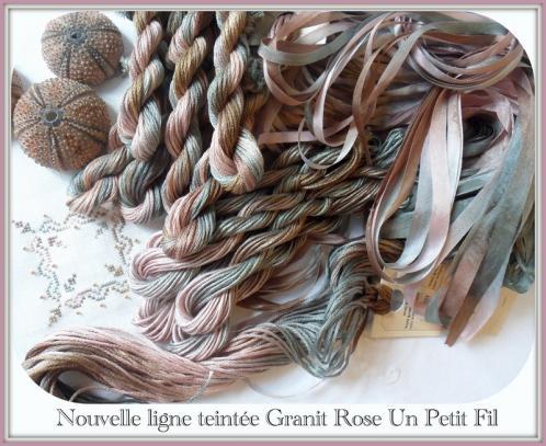 Ligne teintee granit rose un petit fil 4
