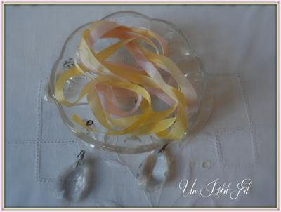 Ruban de soie Arômes 7 mm