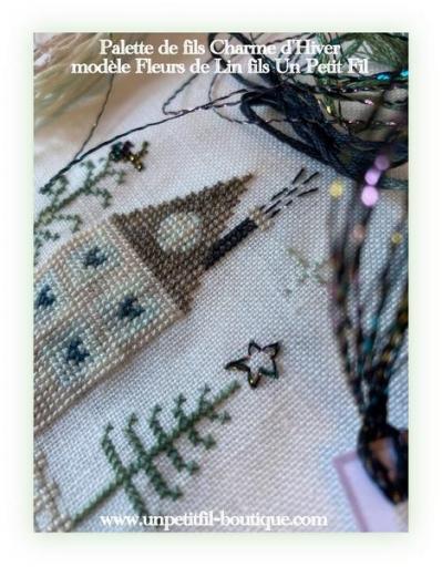 Palette de fils un petit fil charme d hiver 3