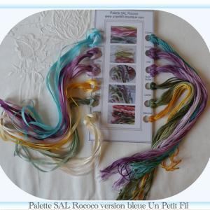 Palette sal rococo version bleue un petit fil 2