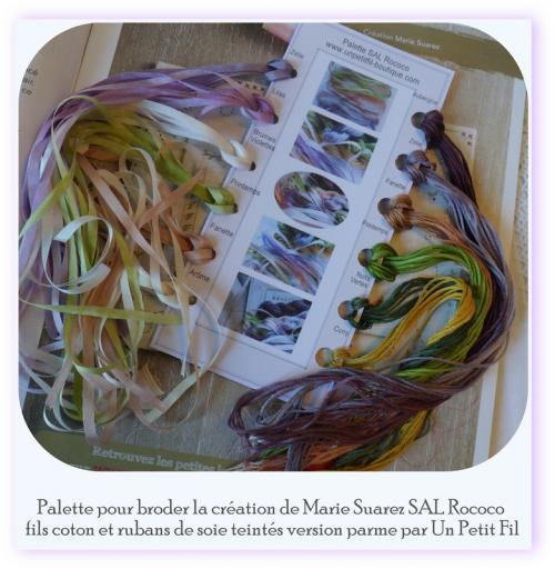Palette sal rococo version parme un petit fil 2