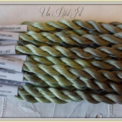 Fil perlé 12 Sapinette