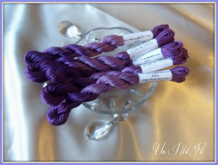 Perle 5 violette