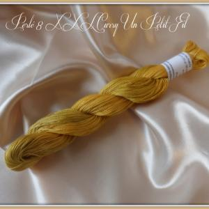 Perles 8 xxl curry un petit fil