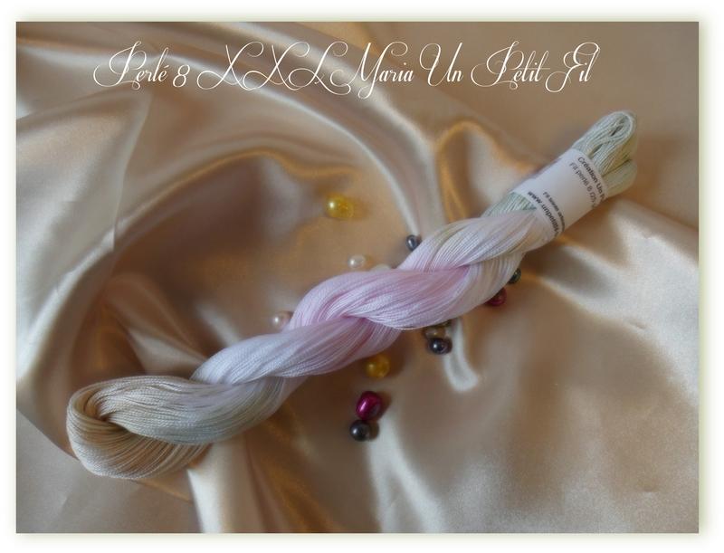Perles 8 xxl maria un petit fil