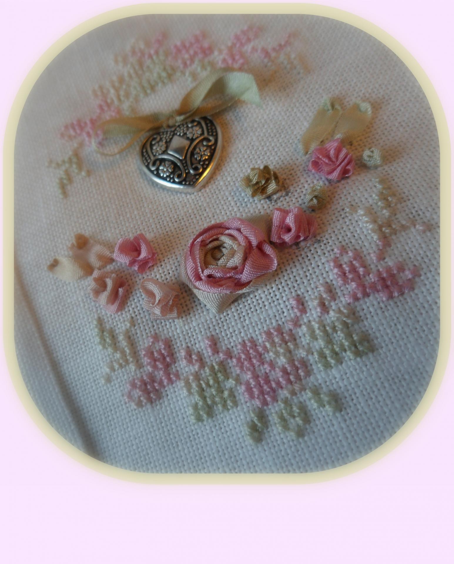 kit soie rosane