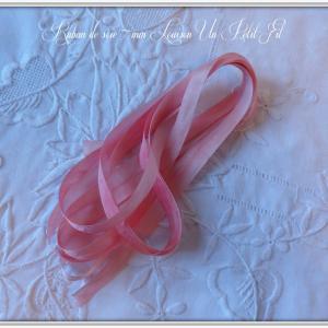 Ruban de soie 7 mm louison un petit fil