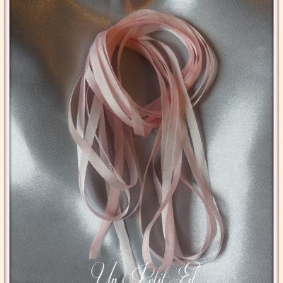 Ruban de soie Florette 4 mm