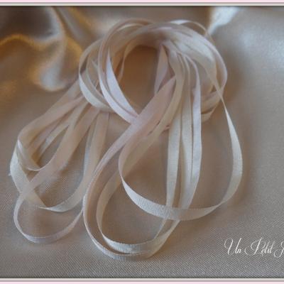 Ruban de soie Maria 4 mm