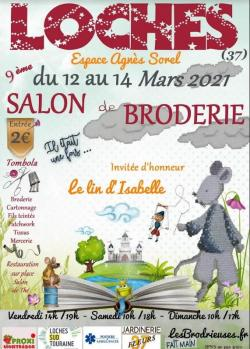 Salon affiche loches