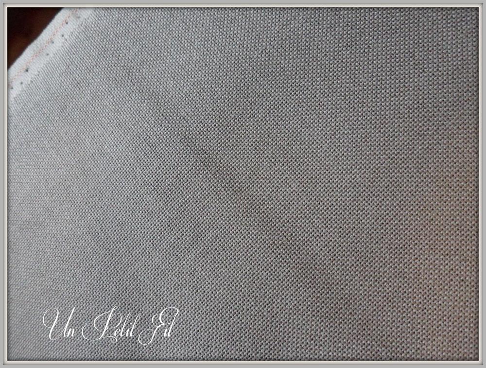 Toile murano granit 7025