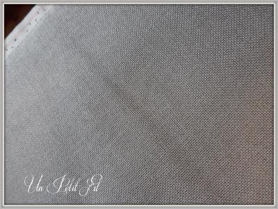 Murano Zweigart granit 7025