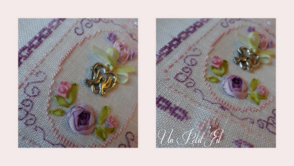 Violette et florette